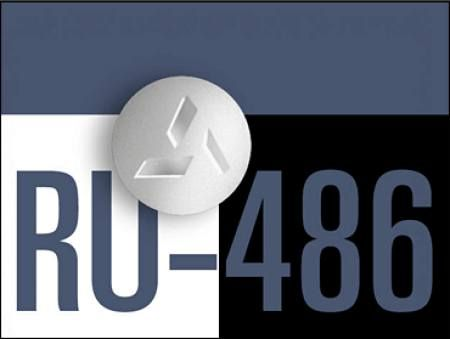 abortion and the ru 486 Federal health authorities said thursday that they had discovered a seventh death linked to a medical abortion, although the woman who died did not take the abortion drug ru-486.